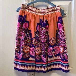 Pull on skirt
